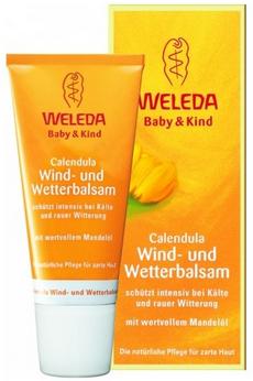 weleda защитный бальзам для детей