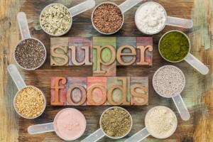 superfoods shutterstock