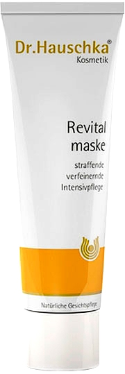 dr hauschka revival mask