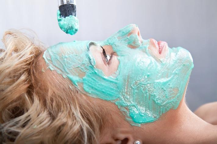 face mask blue lr