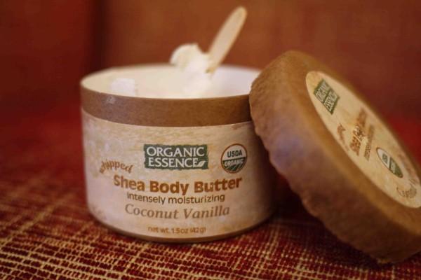 organic essense butter lr