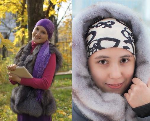 Слева направо: Алина Хуснутдинова и Камила Юнусова, SK Cosmetics, Казань