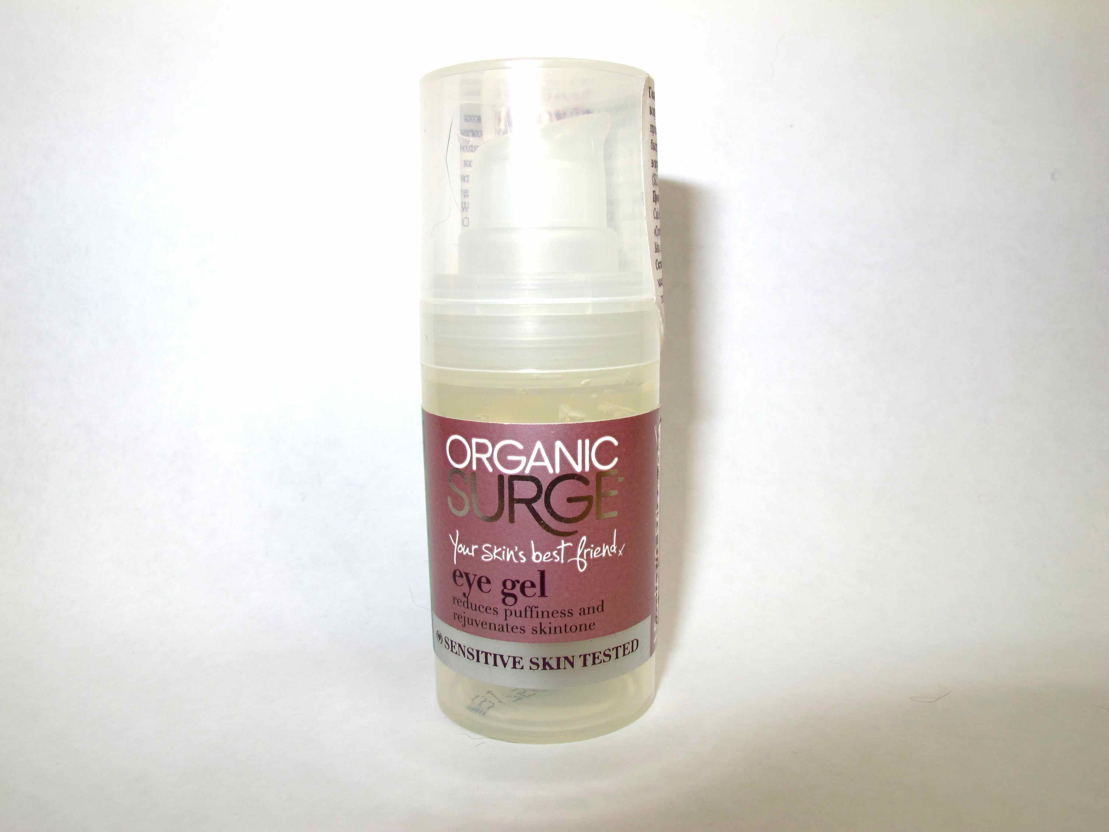Organic Surge room