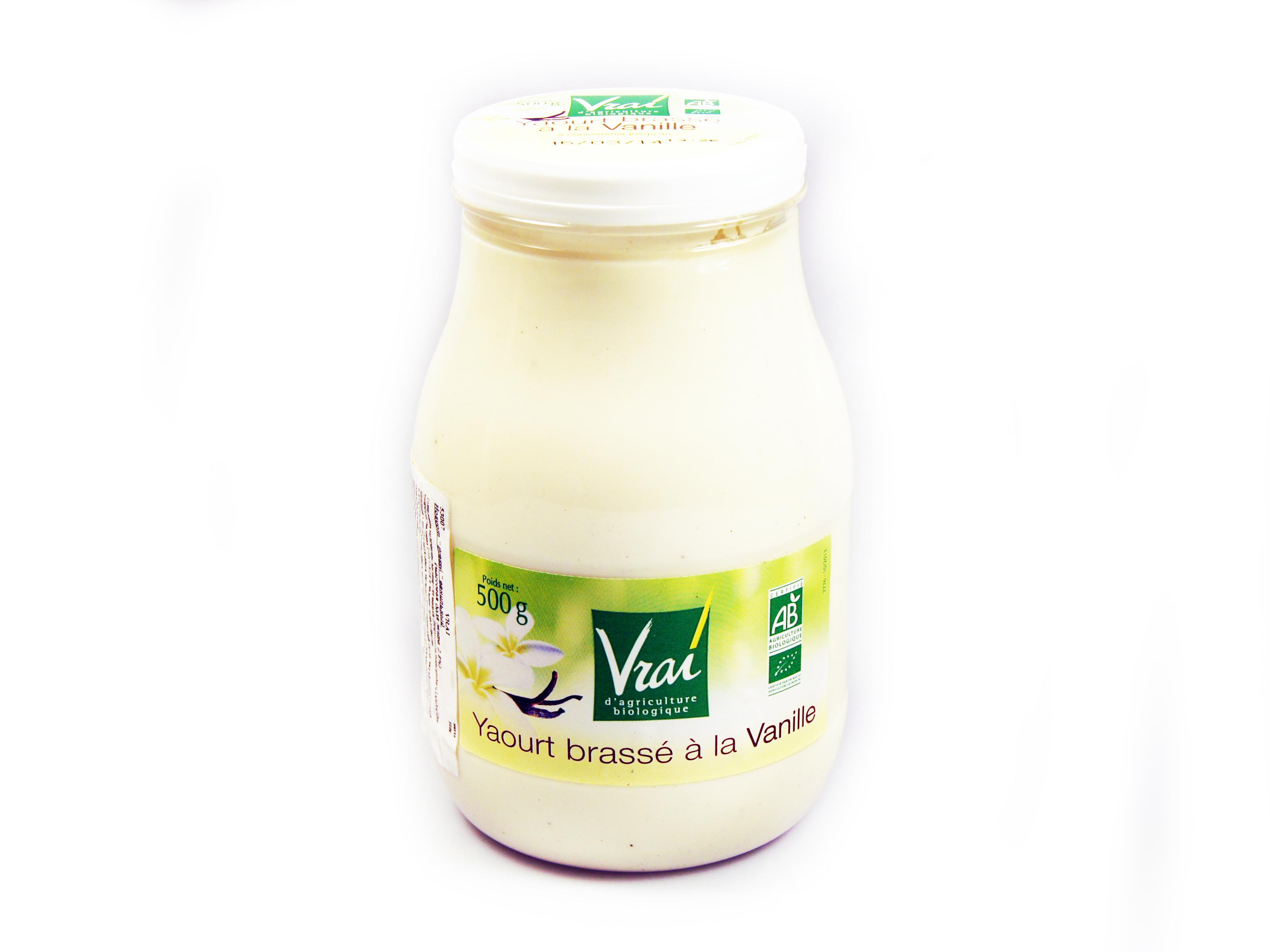Vrai yogurt 500ml
