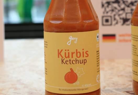 тыквенный кетчуп, фото: BioFach 2014