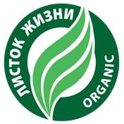 listok zhizni organic logo