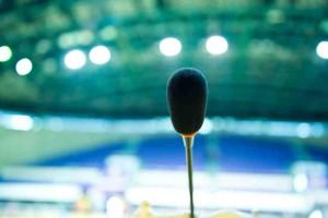 microphone lr