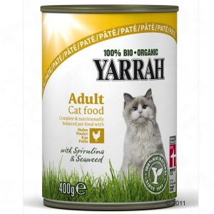 Yarrah cat food