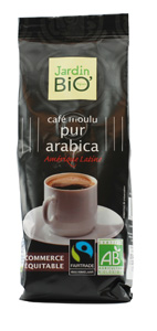 jardin bio coffee
