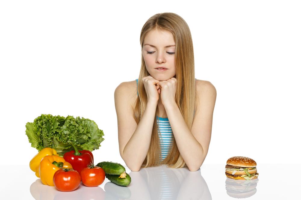 making healthy choices through proper diet
