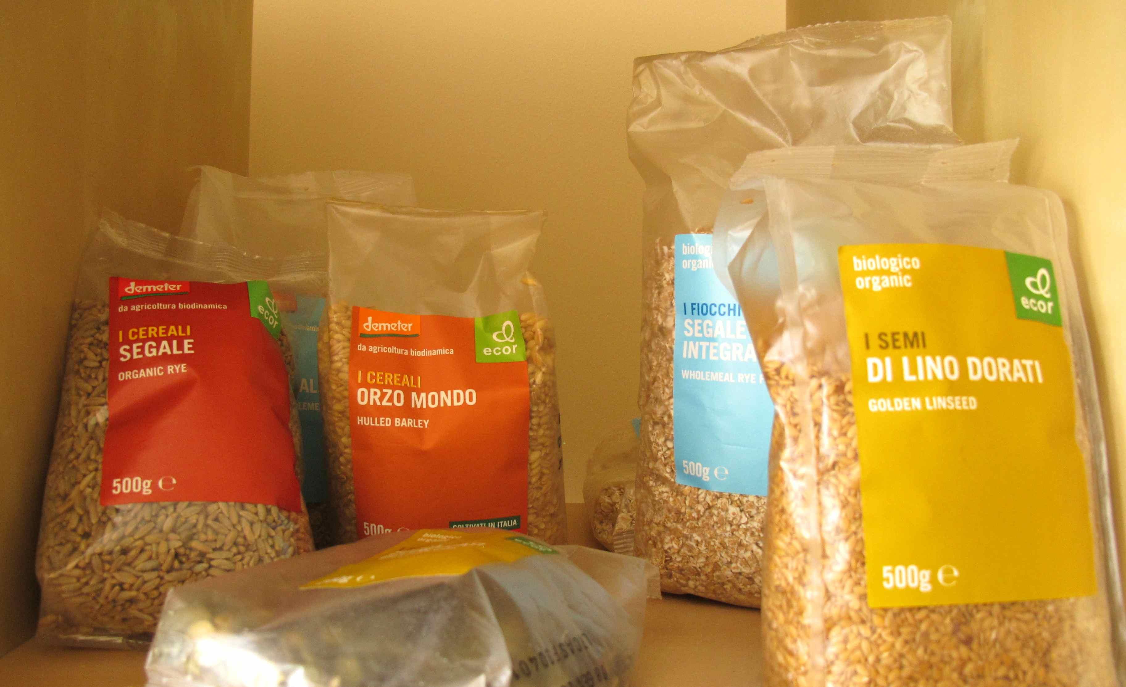 Ecor cereals