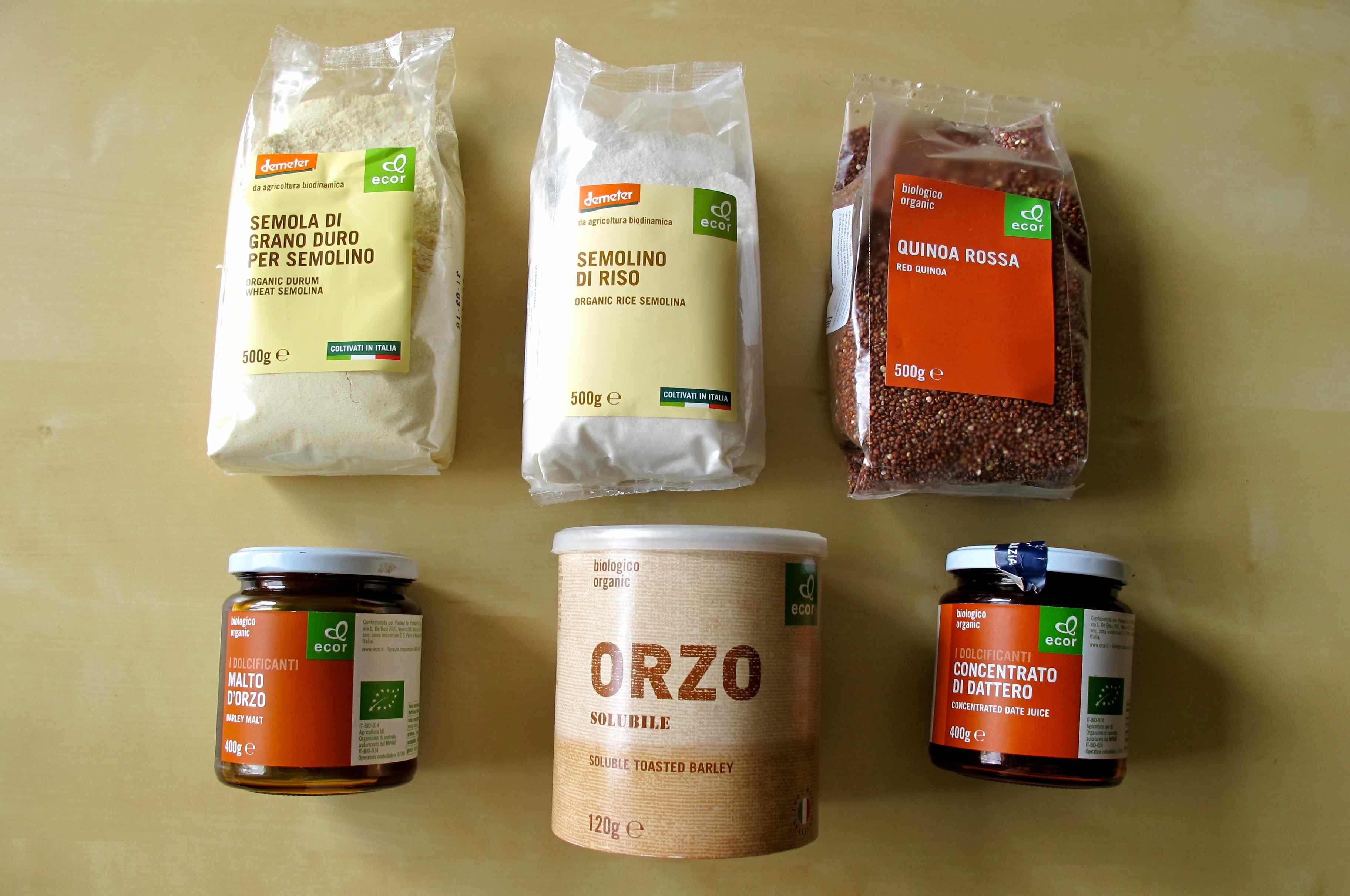 Ecor goods selection 2