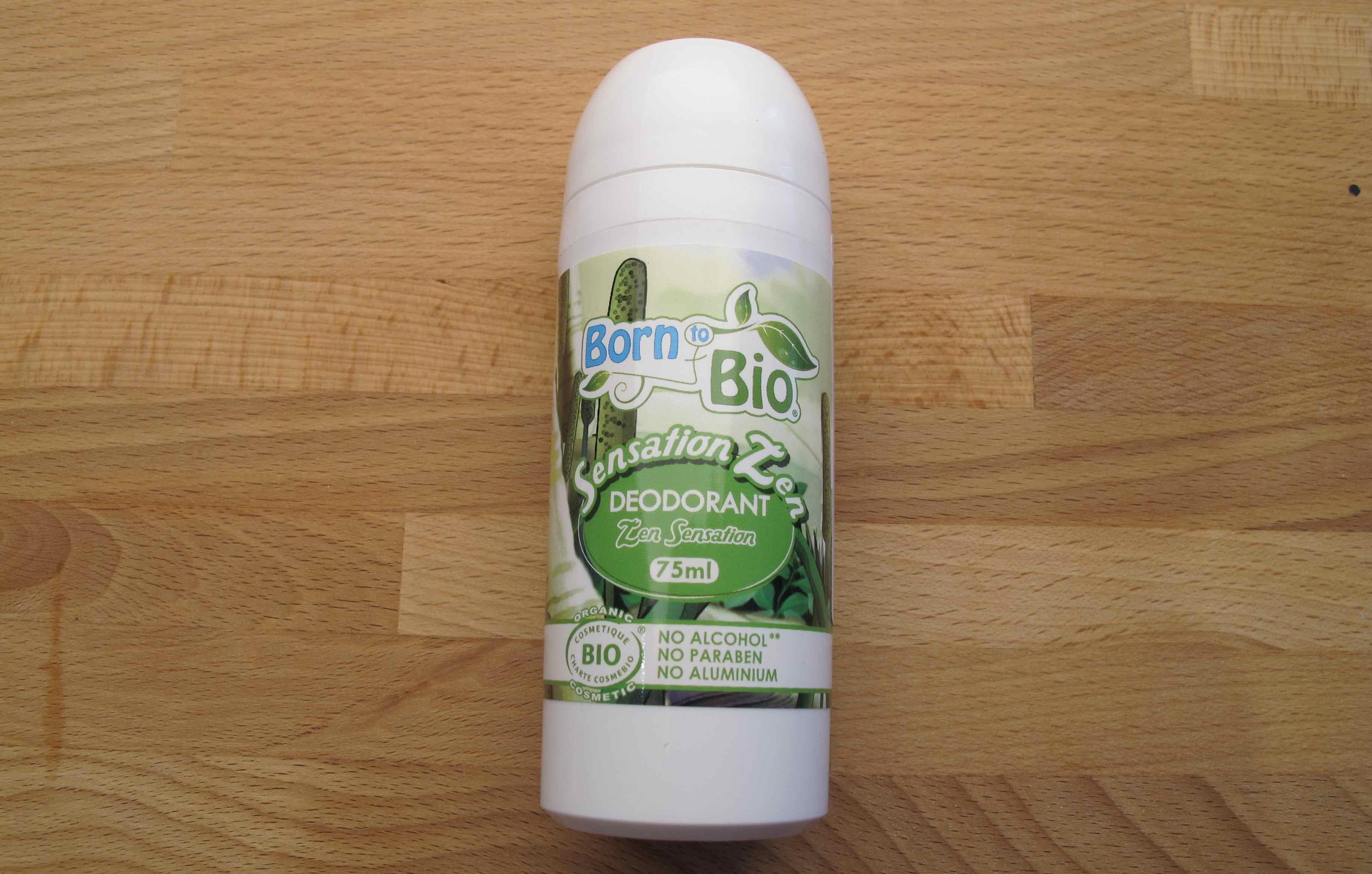 Born to Bio deodorant