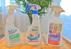 Glass and mirror cleaners Ecover Bio-D Organic People 2