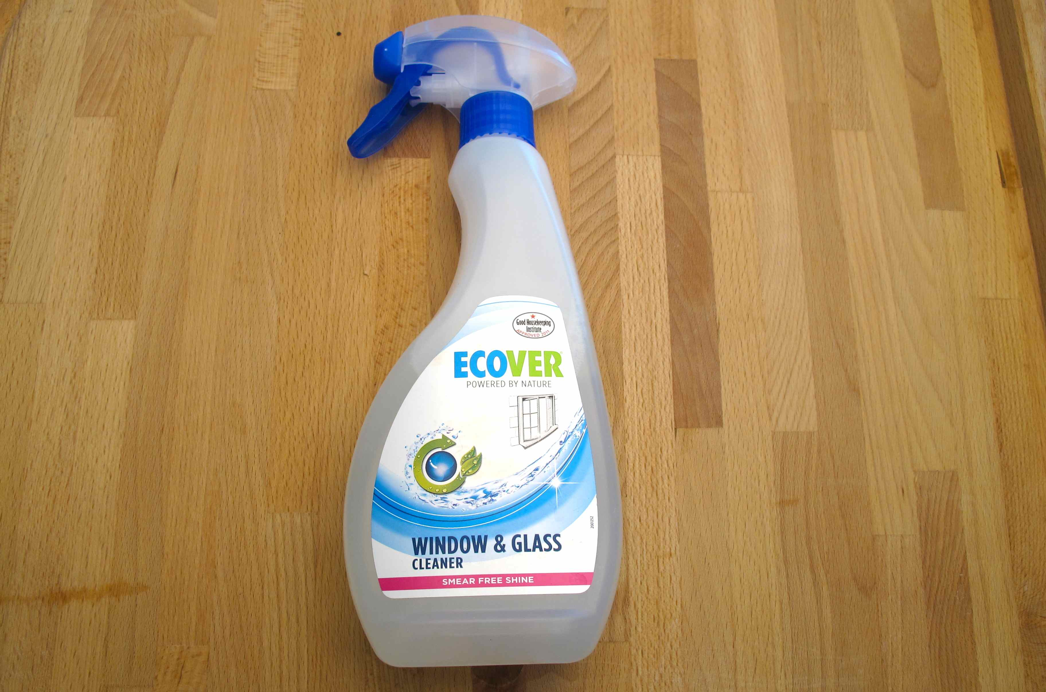 Ecover window glass cleaner