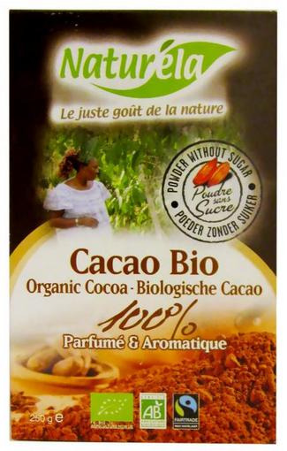 Naturela cocoa bio