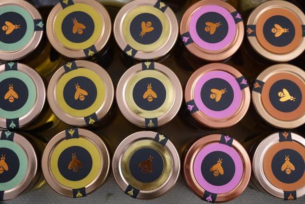 Мед Familly Mary: c трюфелями, ванилью, бутонами розы и золотом
