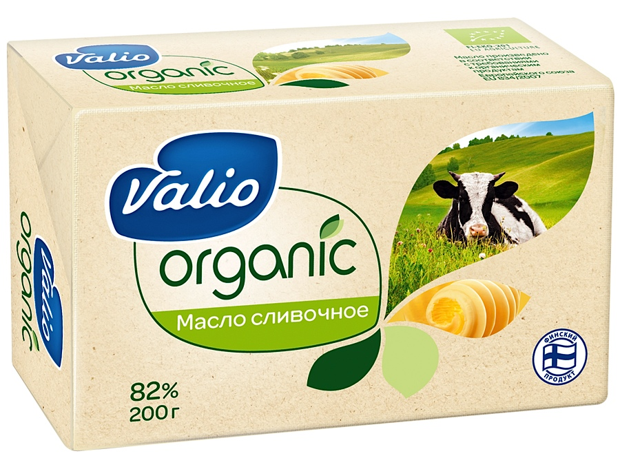 Valio organic butter