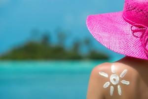 sun cream cover
