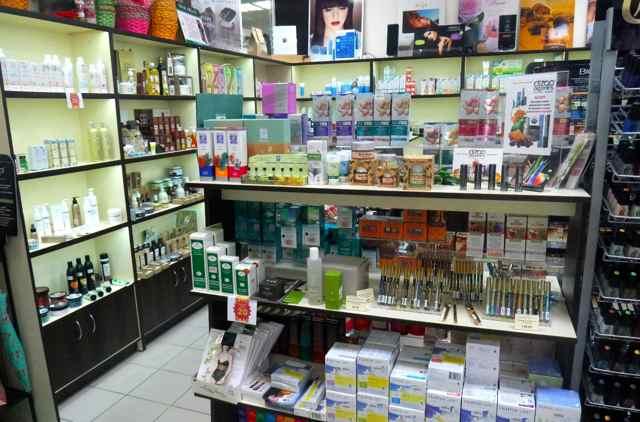 Магазины органической косметики в москве адреса