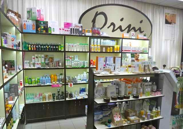 Магазин косметики orini