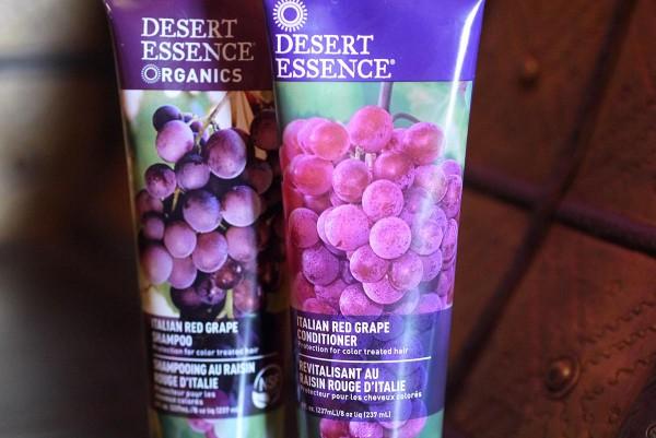 desert essence shampoo and condi