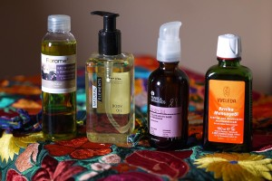 massage oils revizia