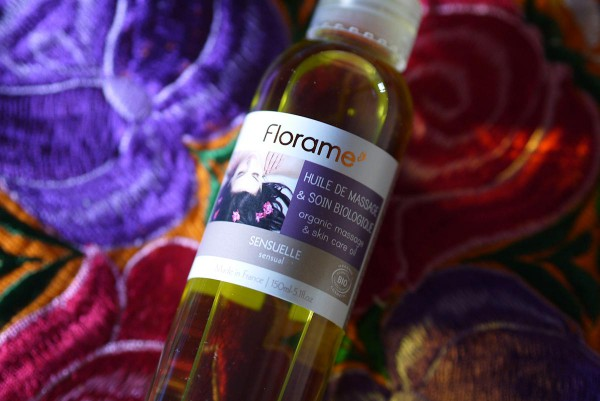 florame massage oil