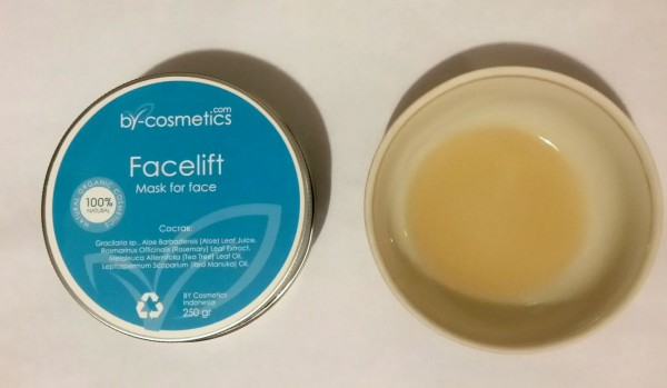 By Cosmetics Facelift mask for face