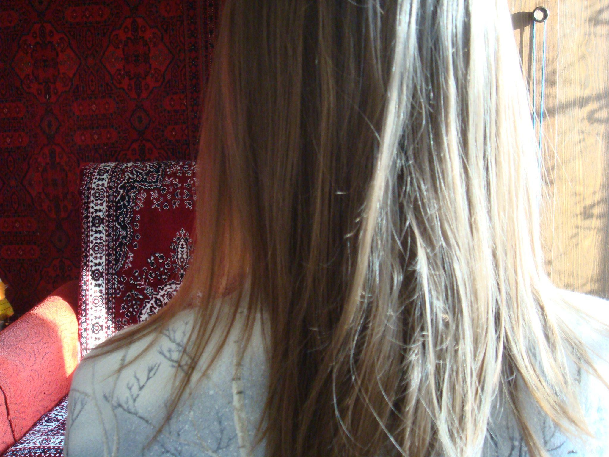 Хлеб для волос фото до и после отзывы фото