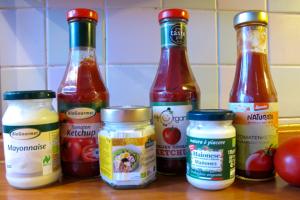 Bio mayonez i ketchup 1