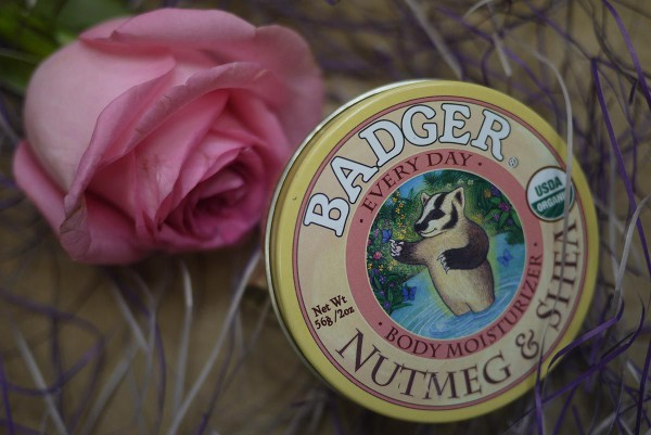 badger shea nutmeg