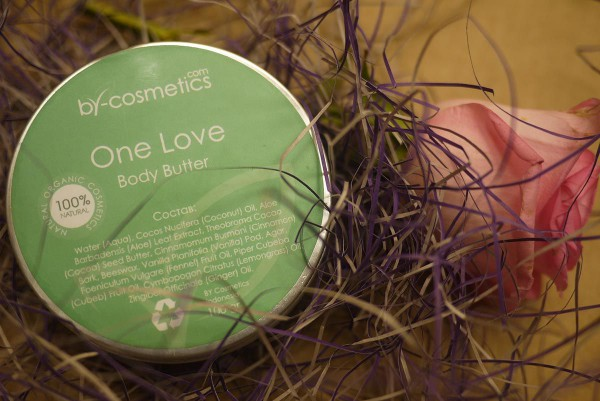 bycosmetics one love body butter