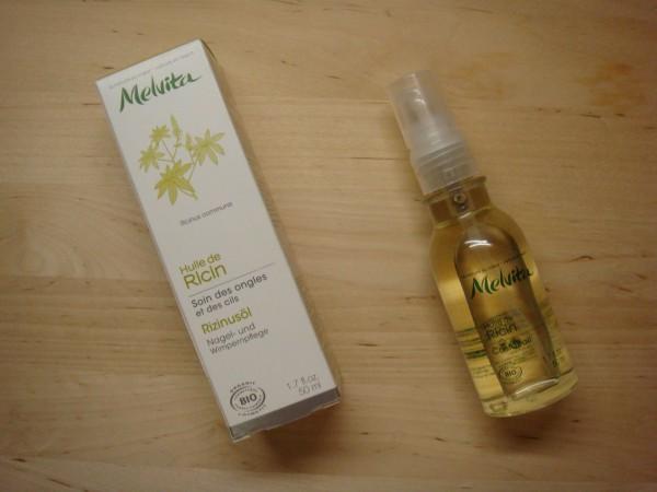 melvita castor oil