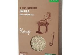 Коричневый рис балила от Ecor