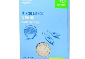 Белый рис гэнг от Ecor