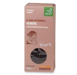 Черный рис Венере от Ecor
