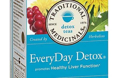 Травяной чай EveryDay Detox