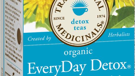 Травяной чай EveryDay Detox Одуванчик