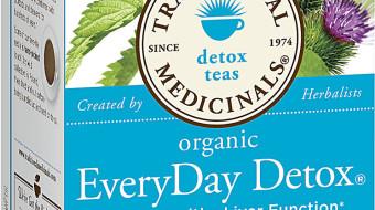 Травяной чай EveryDay Detox Лимон