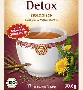 Yogi tea с сертификатом BIO Siegel