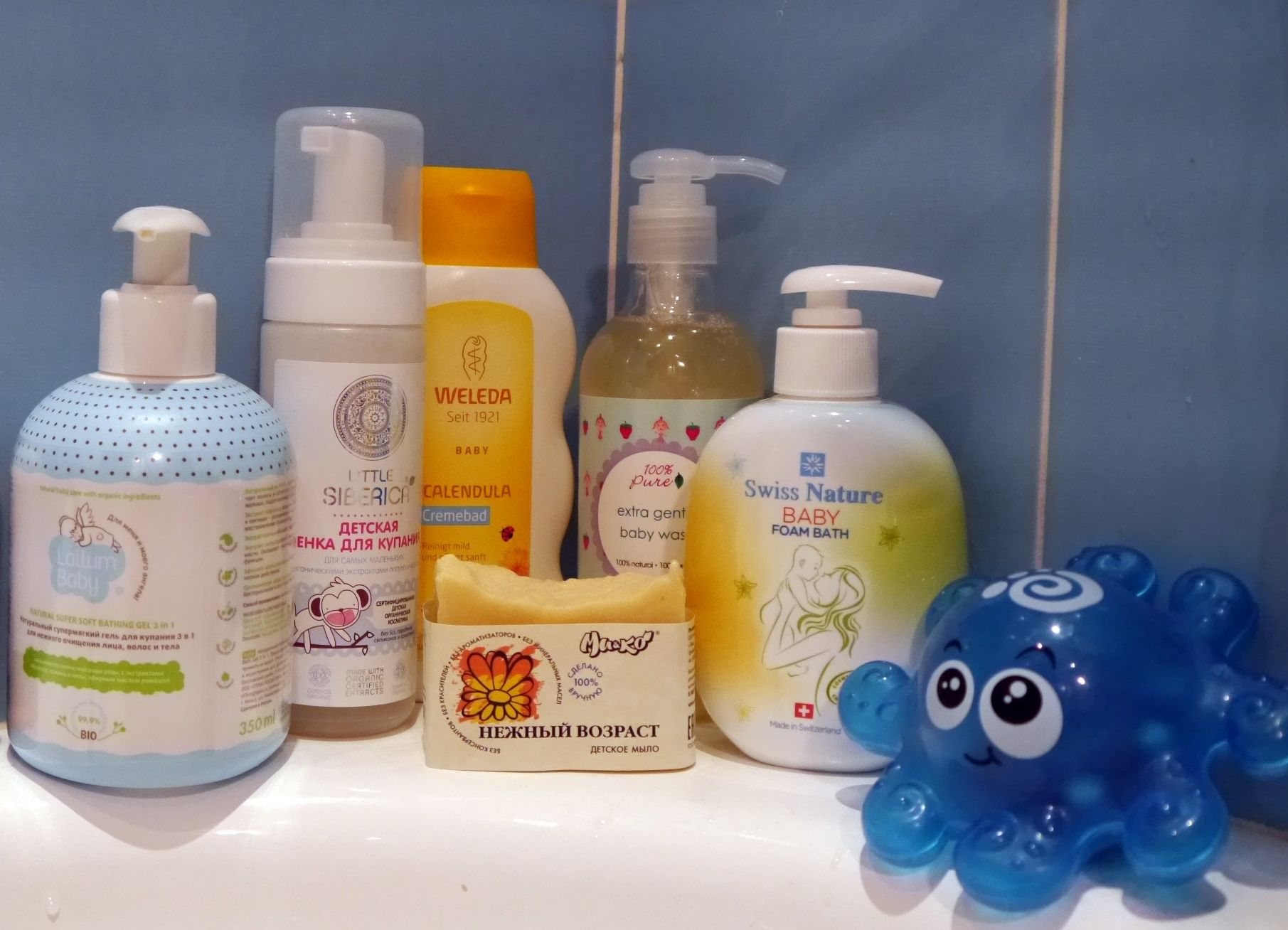 baby bath review