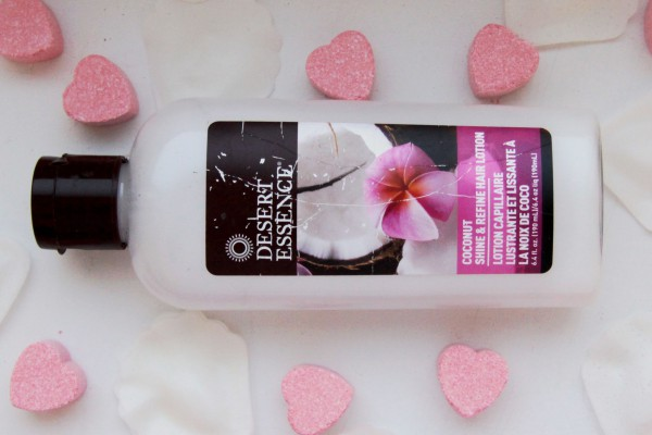 desert essence hair lotion