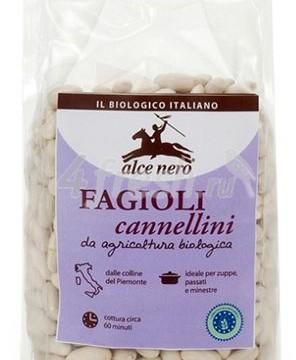 6. Белая фасоль Cannellini Alce Nero