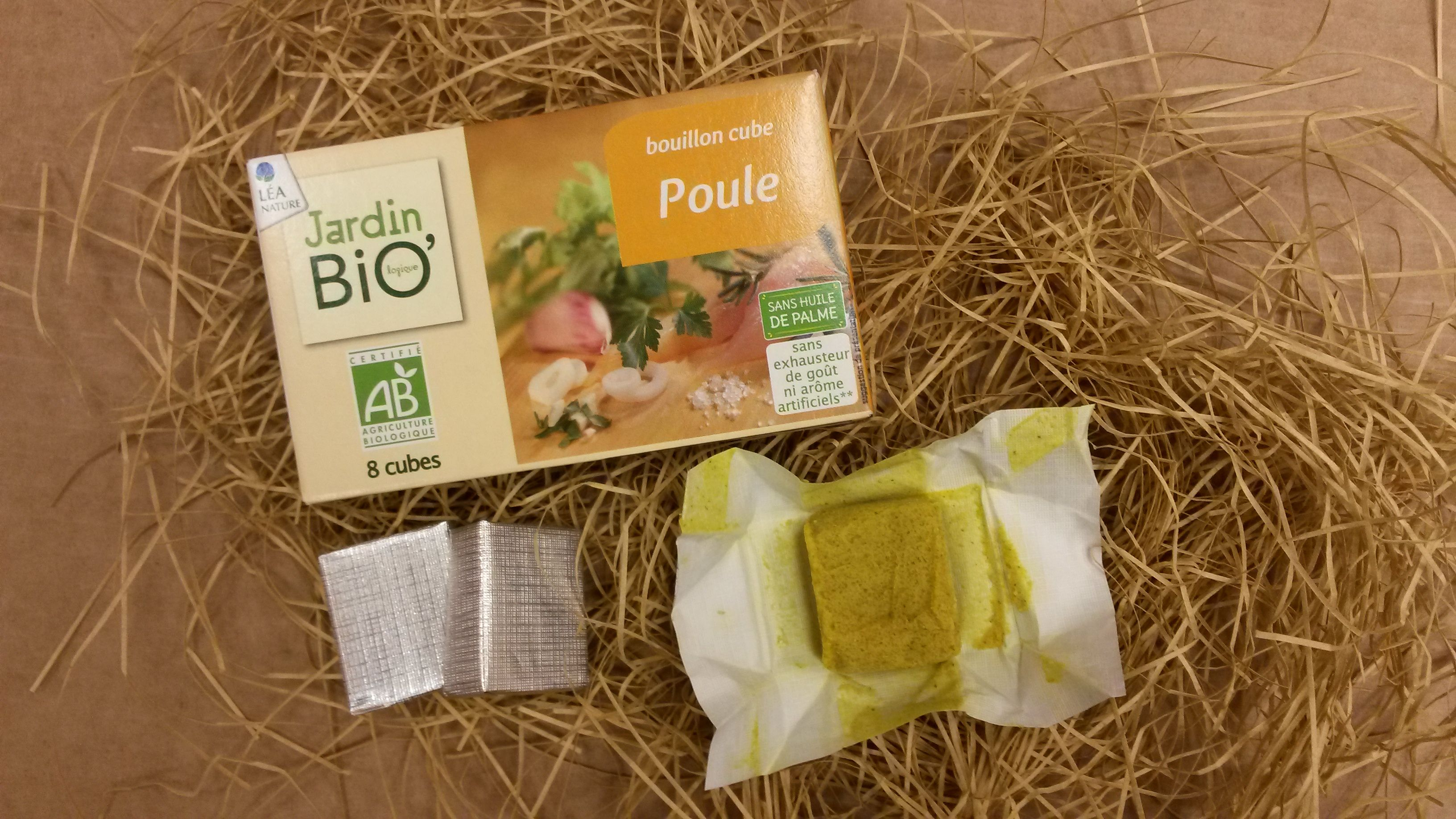 Lookbio for Jardin bio 2015