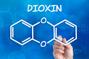 Dioxin chemical formula