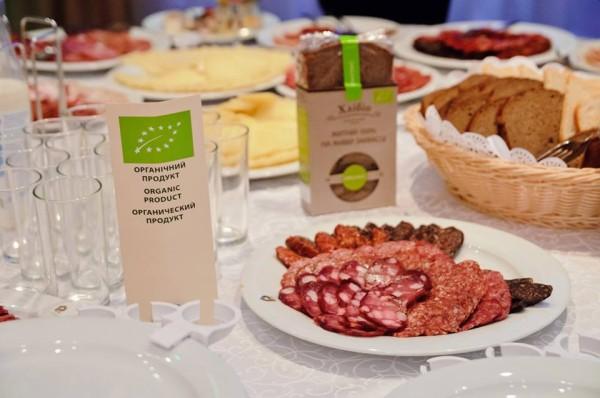 Праздничный ужин V Конференции по развитию органического сектора