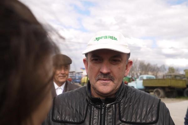 "Александр Ющенко, ""Галекс-Агро"", Organic Milk"