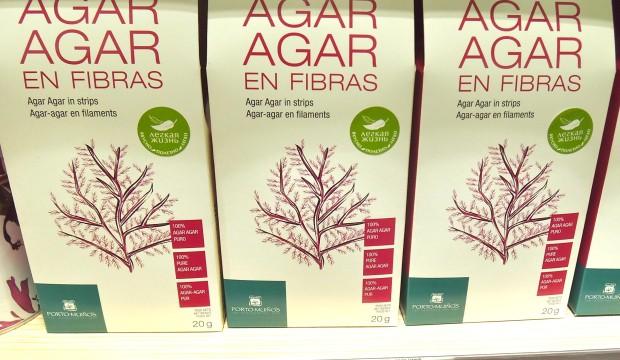 Органический агар-агар Porto-Muiños