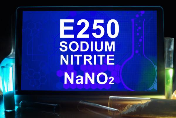 Nitrit natria sodium nitrite E250